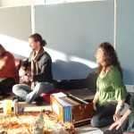 Ananda performing at Bhakti Yoga Chantshop on Dec 11th, 2011