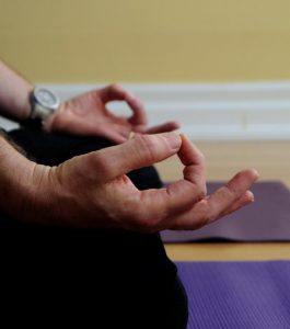 Mindfulness Meditation @ Yoga Centre of Niagara